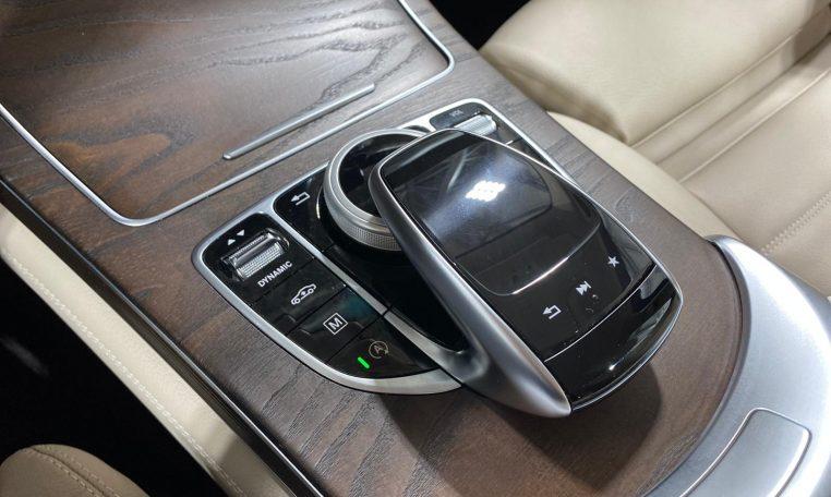 Mercedes Benz GLC 250 4MATIC
