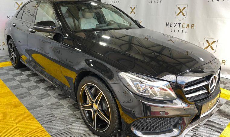 Mercedes Benz C250d 4MATIC AMG Line